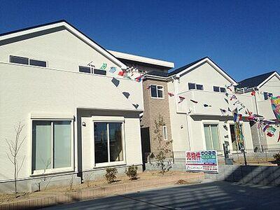 LIGNAGE高崎市飯塚町2期全3棟 同施工例