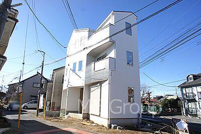 さいたま市南区太田窪2期 新築一戸建て 1号棟 12/27撮影