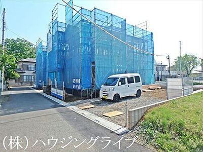 東松山市松山 全4棟 1号棟(区画図参照)