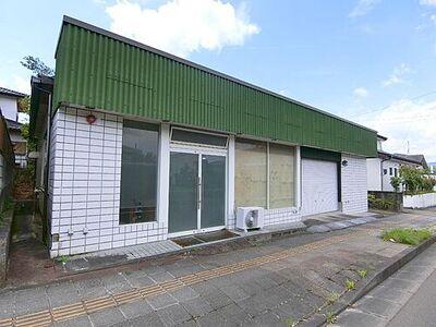 仙台市青葉区みやぎ台2丁目 中古 4K店舗 建物外観です。