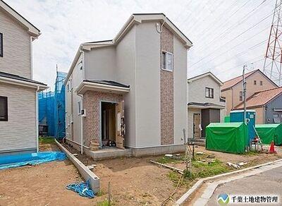 千葉市若葉区大宮台3丁目 新築分譲住宅 全2棟 住宅30年保証