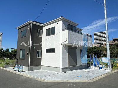 藤沢市円行 新築分譲住宅 全1棟 外観写真