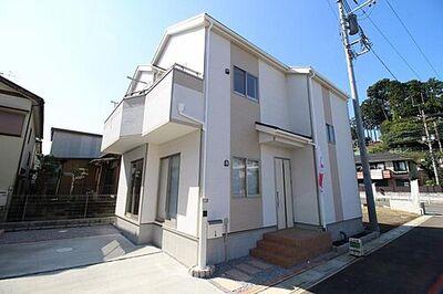 和光市白子3丁目 新築一戸建住宅 全5棟 完成済につき、いつでもご内覧可能です。