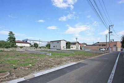 GRAFARE 角田市角田5期 5号棟 現地写真