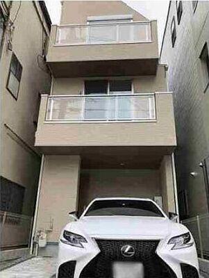 東灘区田中町1丁目 JR摂津本山駅まで徒歩3分です。駐車スペース1台分あります