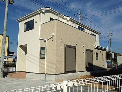 LIGNAGE高崎市山名町全2棟 同施工例