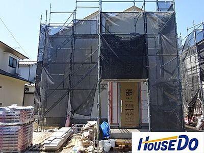 新築戸建 LIGNAGE青梅市河辺町18 2期 1号棟 1号棟建設中完成までは同等物件をご案内致します