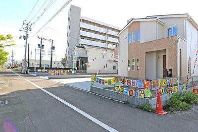 GRAFARE 多賀城市明月 5号棟 現地写真