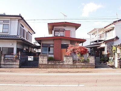 みどり市大間々町大間々 中古 4DK 建物外観です。