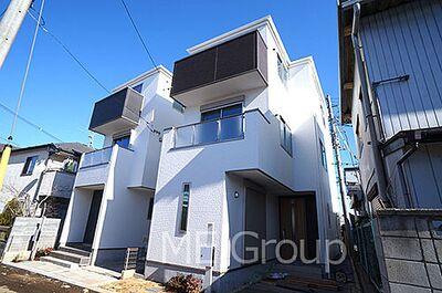 さいたま市南区太田窪4期 新築一戸建て 全2棟 2号棟 1/30撮影