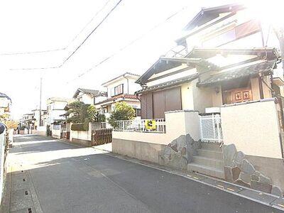 北本市二ツ家2丁目 中古 高崎線「北本」駅よりバス利用可能です。