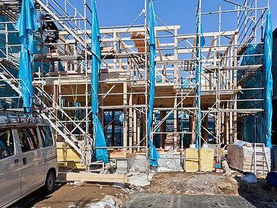 越谷市弥栄町4期 新築一戸建て 1号棟