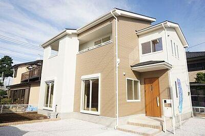 リーブルガーデン第8栃木大平町西水代 1号棟 同社施工物件。完成物件と異なる場合がございます。