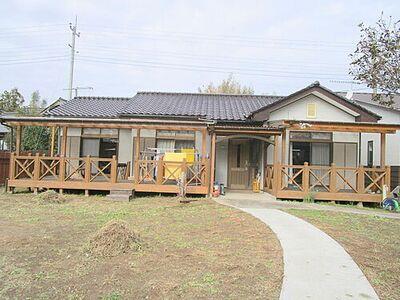 匝瑳市飯塚 約246坪の広々敷地に建つ平屋建て住宅です