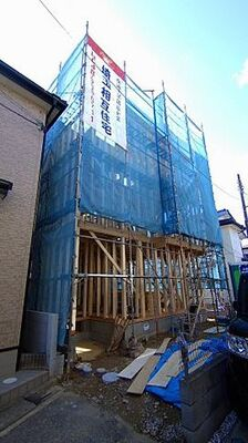 ソシアガーデン登戸町 全1棟 新築一戸建て