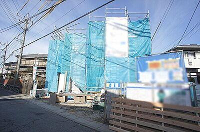 桶川市朝日3丁目 新築一戸建て 1号棟 1/16撮影