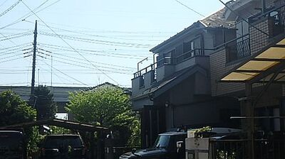 中古住宅 川口安行慈林 閑静な住宅街に映える外観