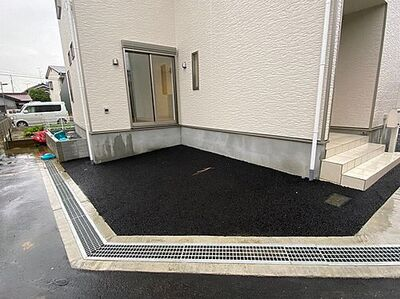 枚方市甲斐田町 新築一戸建て 第3 4号棟 現地写真です!完成が楽しみですね