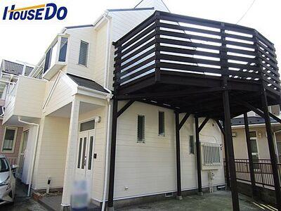 茅ヶ崎市常盤町 中古戸建 外壁・屋根塗装済み