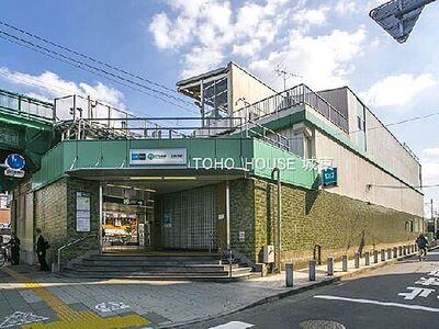 足立区東和5丁目 周辺環境-駅(640m)東京地下鉄千代田線「北綾瀬」駅(徒歩8分)