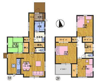 尼崎市長洲中通3丁目3期 新築一戸建て 4区画分譲 尼崎市長洲中通3丁目3期 新築一戸建て