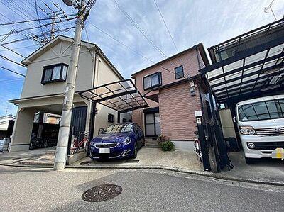 堺市中区大野芝町 中古一戸建て 木造2階建てのお家です!