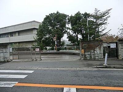 横浜市立松本中学校まで1700m