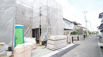 福島市北沢又第6 全2棟 2号棟 現地外観写真 詳しくはお気軽にお問合せ下さいませ