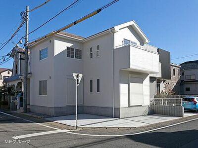 上尾市井戸木4丁目 新築一戸建て 第2 全1棟 1号棟
