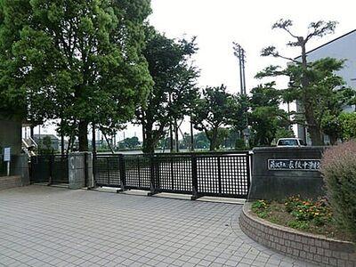 藤沢市長後13期 新築 【中学校】藤沢市立長後中学校まで1218m