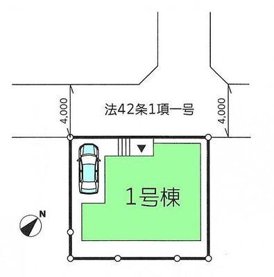 富士見市渡戸2丁目 新築一戸建て 第3 全1棟