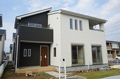 リーブルガーデン佐野市奈良渕町第1 3号棟 同社施工イメージ。実際とは異なる場合がございます。