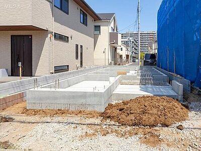 川口市南鳩ヶ谷2期 新築一戸建て 全3棟 A号棟