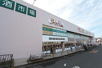 ジャパンミート卸売市場越谷店まで682m
