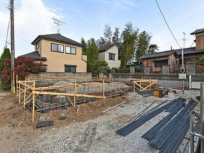 鴻巣市滝馬室 第2 新築一戸建て 全2棟 2号棟