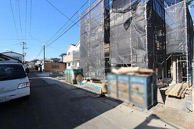 GRAFARE 仙台市泉区七北田 3号棟 現地写真