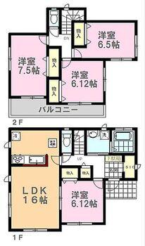 ハートフルタウン那須塩原市東栄2期 2号棟 陽当りの良さなど現地にてご確認出来ます。