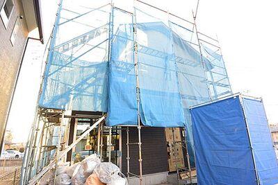 XOXO 川越市的場 新築分譲住宅 平成30年1月下旬完成予定