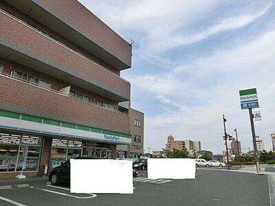 浜松市中区相生町 ファミリーマート 浜松中央三丁目店(466m)
