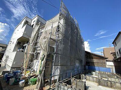 尼崎市元浜町二丁目 新築戸建 完成予定日:2021年1月予定