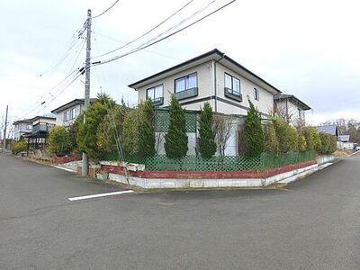柴田郡川崎町支倉台1丁目 中古 5LDK 建物外観です。