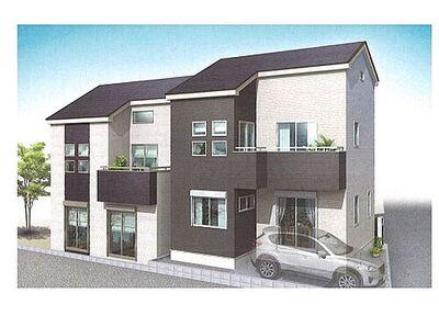 さいたま市南区大谷場新築一戸建て 2期 NO.1