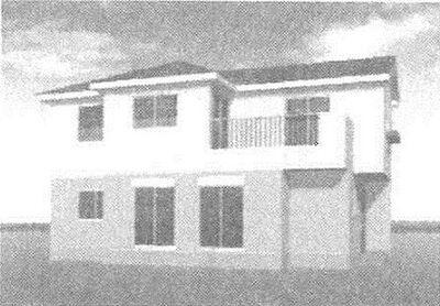 桶川市寿2丁目 新築一戸建て 2期 No.1