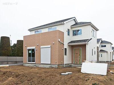 加須市南大桑 新築一戸建て 全7棟 1号棟 2018/02/06 確認