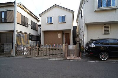 富士見市羽沢3丁目 中古一戸建て 全1棟