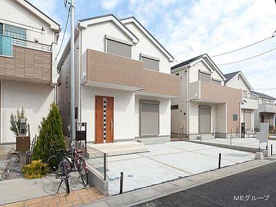 さいたま市緑区大字三室7期 新築一戸建て 全2棟 No.1