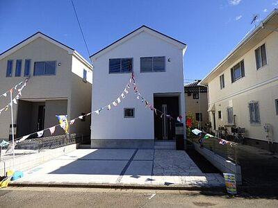 鶴ヶ島市松ヶ丘2期全3棟1号棟 完成しました、即入居できます。