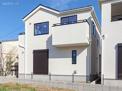 川口市榛松 新築一戸建て 全4棟 3号棟 2018/04/12 確認