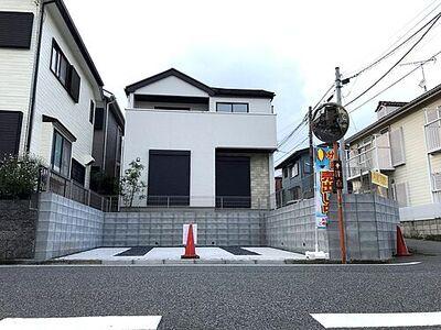 「幕張本郷駅」徒歩15分 南東角地 新築一戸建