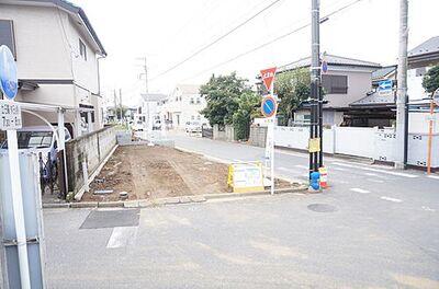 上尾市富士見一丁目 駅徒歩8分の距離が魅力。家族の時間が増えそうな立地。